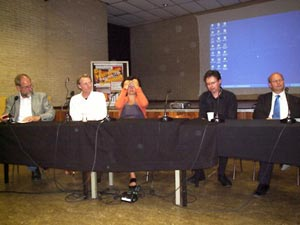 Panel discussie schoolarchitectuur